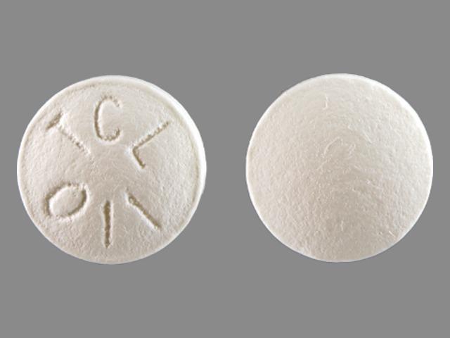Micro-Coated Aspirin tablet, coated - (aspirin 325 mg) image