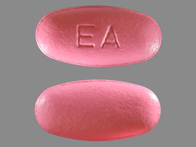 Pill Identifier Oval Pink Images